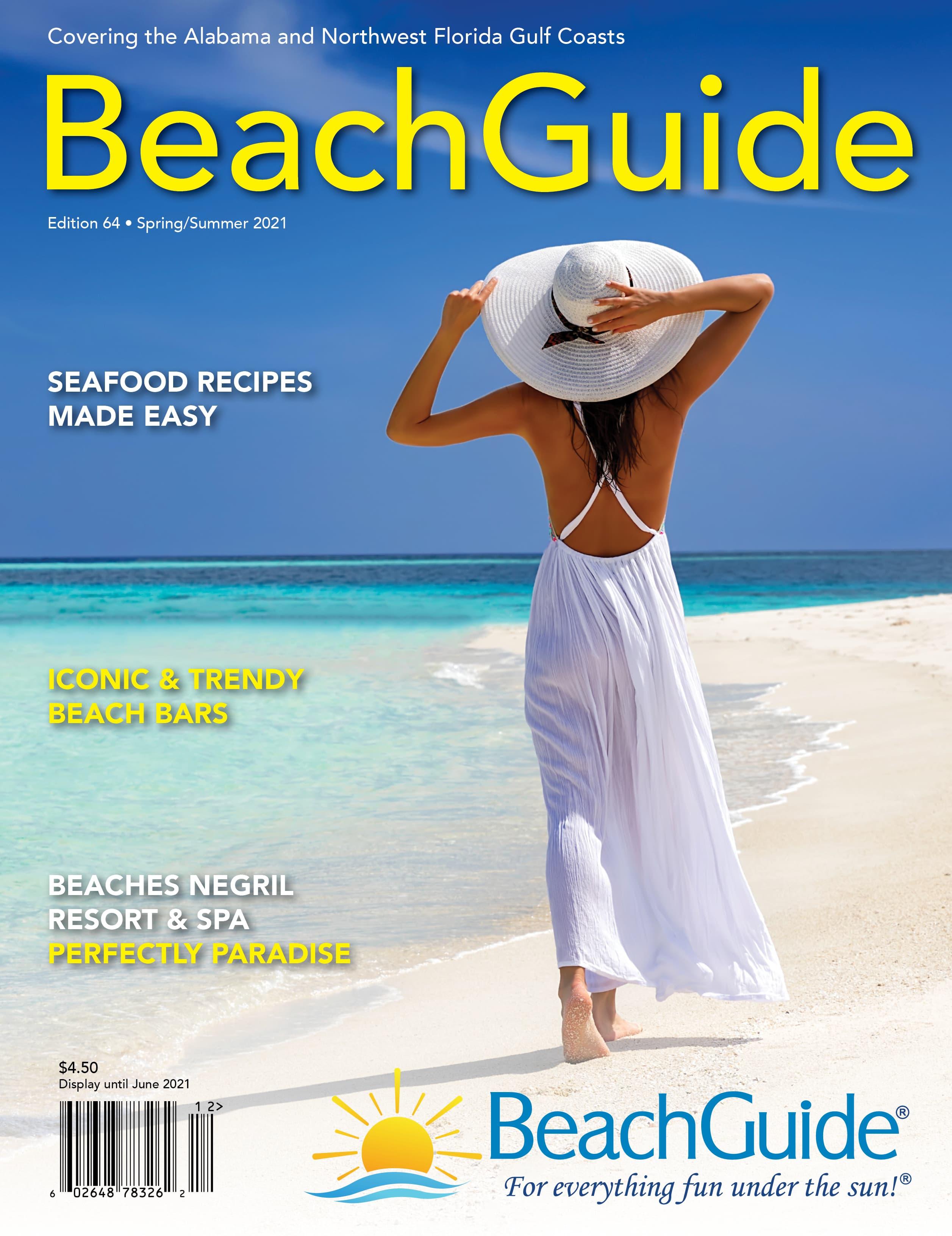 BeachGuide Publication